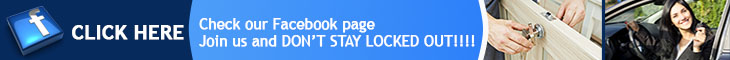 Join us on Facebook - Locksmith The Woodlands